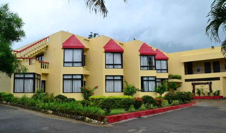 gopalpur palm resort