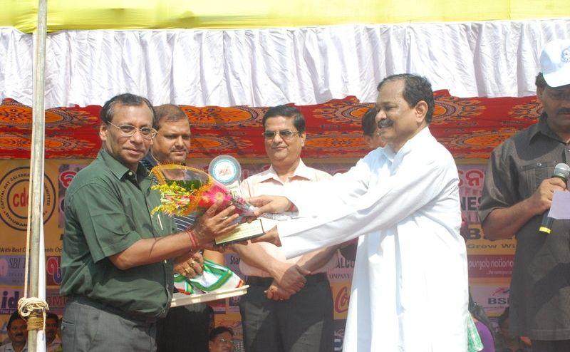 Rajdhani Gaurav Award